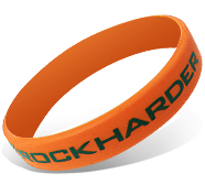 Custom Printed Silicone Wristbands