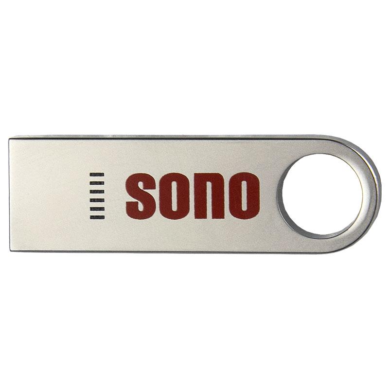 Custom Compact Economy USB Drive Sticks