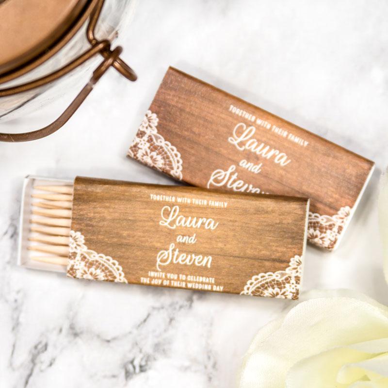 Custom Toothpick Boxes