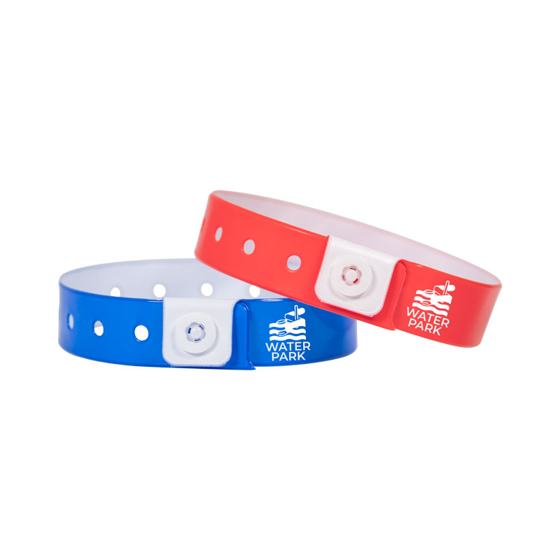 """WRISTBANDS FOR EVENTS 5,000 PATRIOTIC  3//4/"""" TYVEK WRISTBANDS PAPER WRISTBANDS"""
