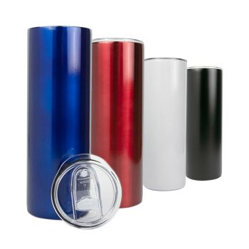 Blank 20 Oz. Stainless Steel Vacuum Insulated Tumblers