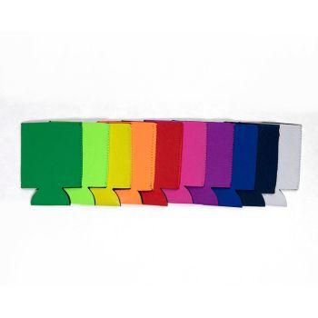 Blank Neoprene Can Cooler Sample Pack