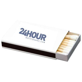 Screen Printed 20-Strike Matchboxes