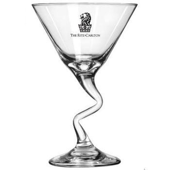 Z-Stem Martini Glass- 9.25 oz.