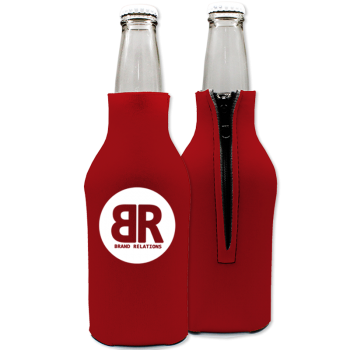 Zippered Bottle Can Coolers