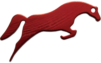 Horse Red