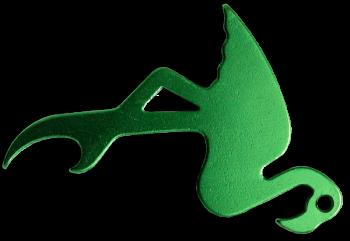 Flamingo Green