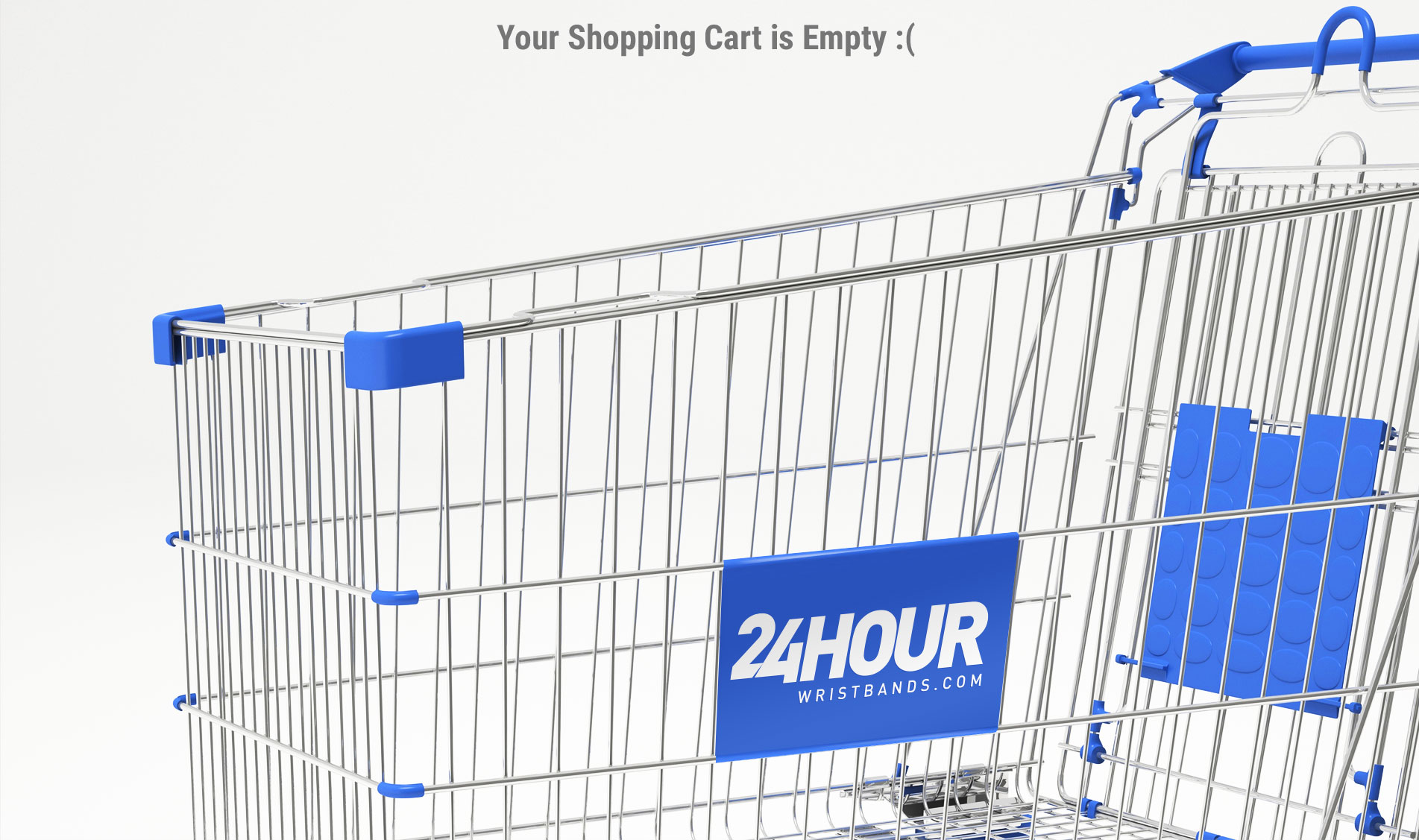 Your Shopping Cart Is Empty