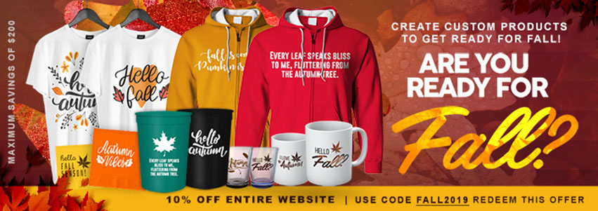 Promotional Products Fall 2019